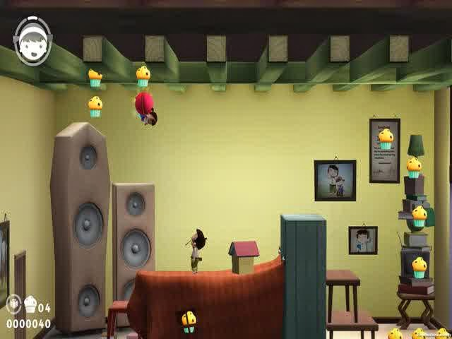 Game The Balloon Quest