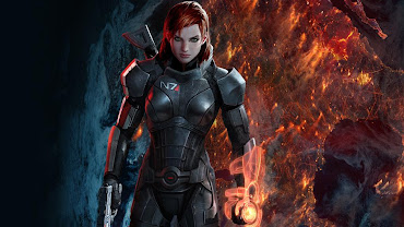#19 Mass Effect Wallpaper