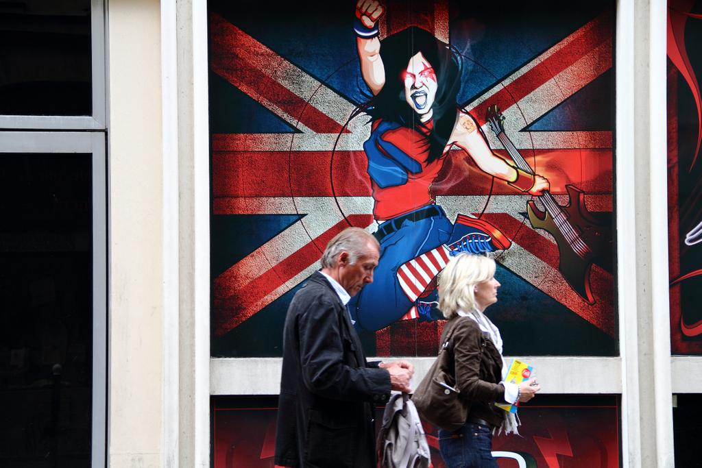 Cotidiano (Paris, França -2011), by Guillermo Aldaya / PhotoConversa
