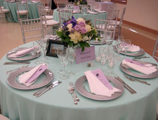 Pictures Of Wedding Reception Tables