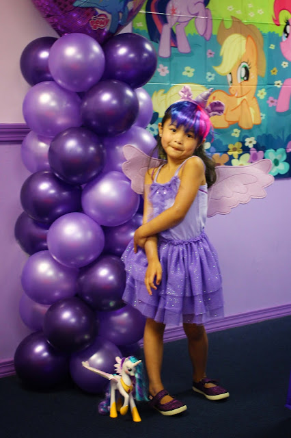 Twilight Sparkle Birthday Costume | Chichi Mary Kids Boutique