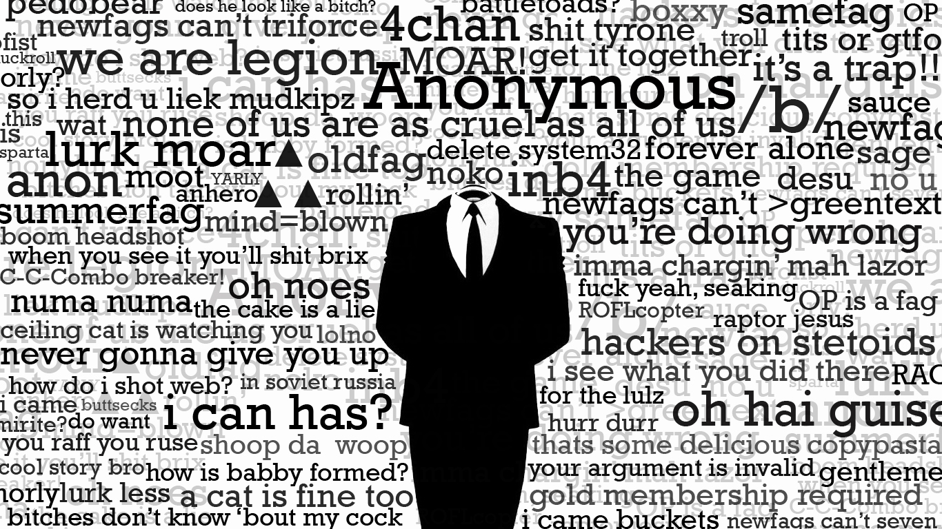 Wallpapers--ANONYMOUS