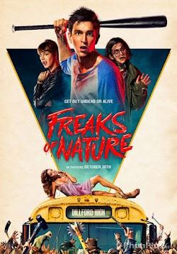 Thế Giới Kì Quái - Freaks of Nature