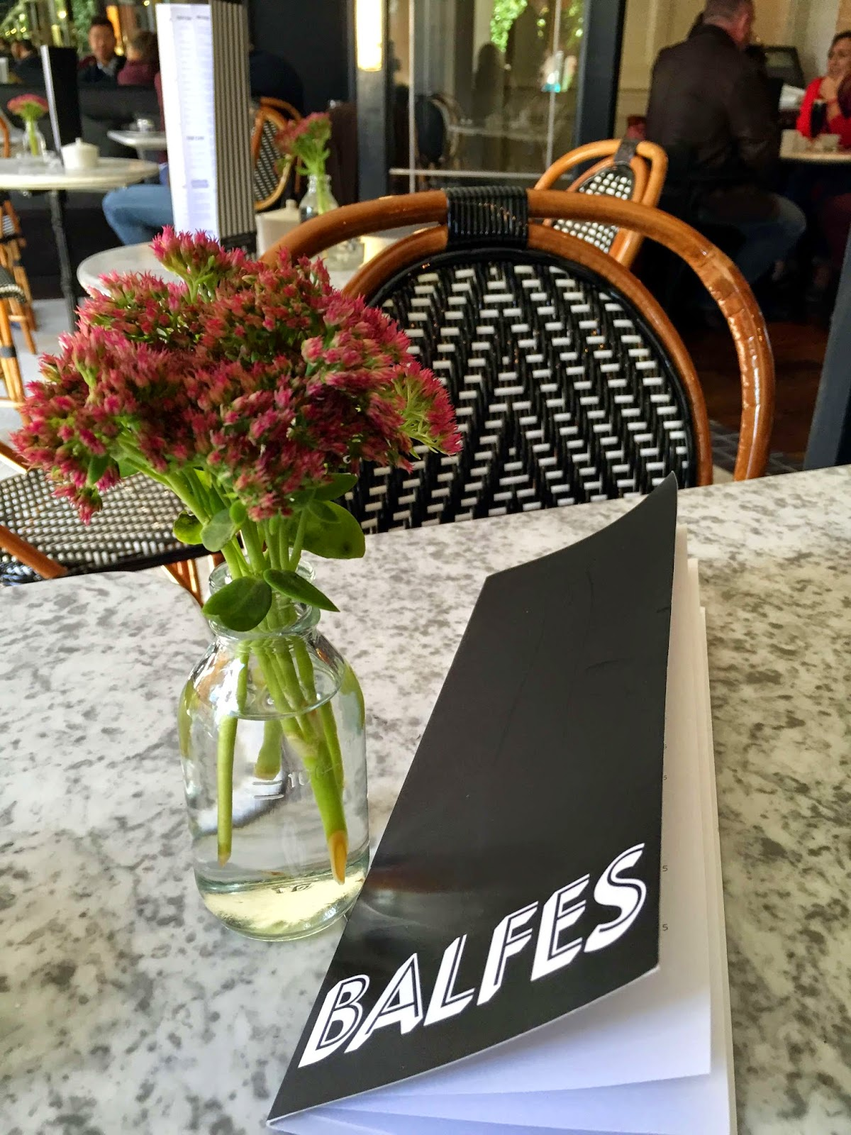 Review Balfes At The Westbury Hotel Dublin 2 Cook And