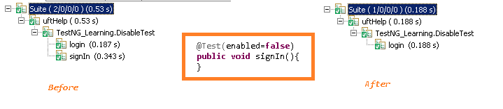 enabled=false example testng