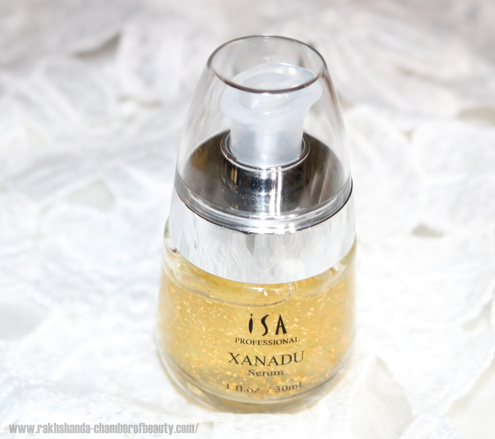 Isa Professional Xanadu 24K Gold Serum Review+Giveaway, anti ageing face serum, Indian beauty blogger