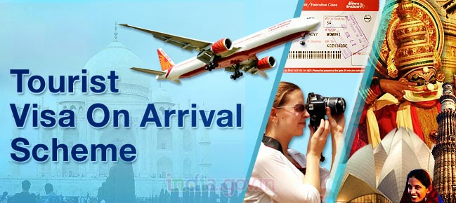 Electronic Travel Authorization for India Tourist Visa on Arrival