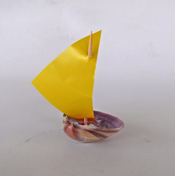 seashell boat, shell boat, seashell craft boat, sea crafts, nature crafts, beach crafts, seashell crafts, shell crafts, kids crafts, kids boat. kids toys diy