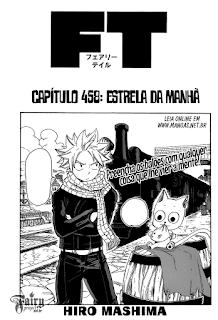Fairy Tail 458 Mangá Português leitura online
