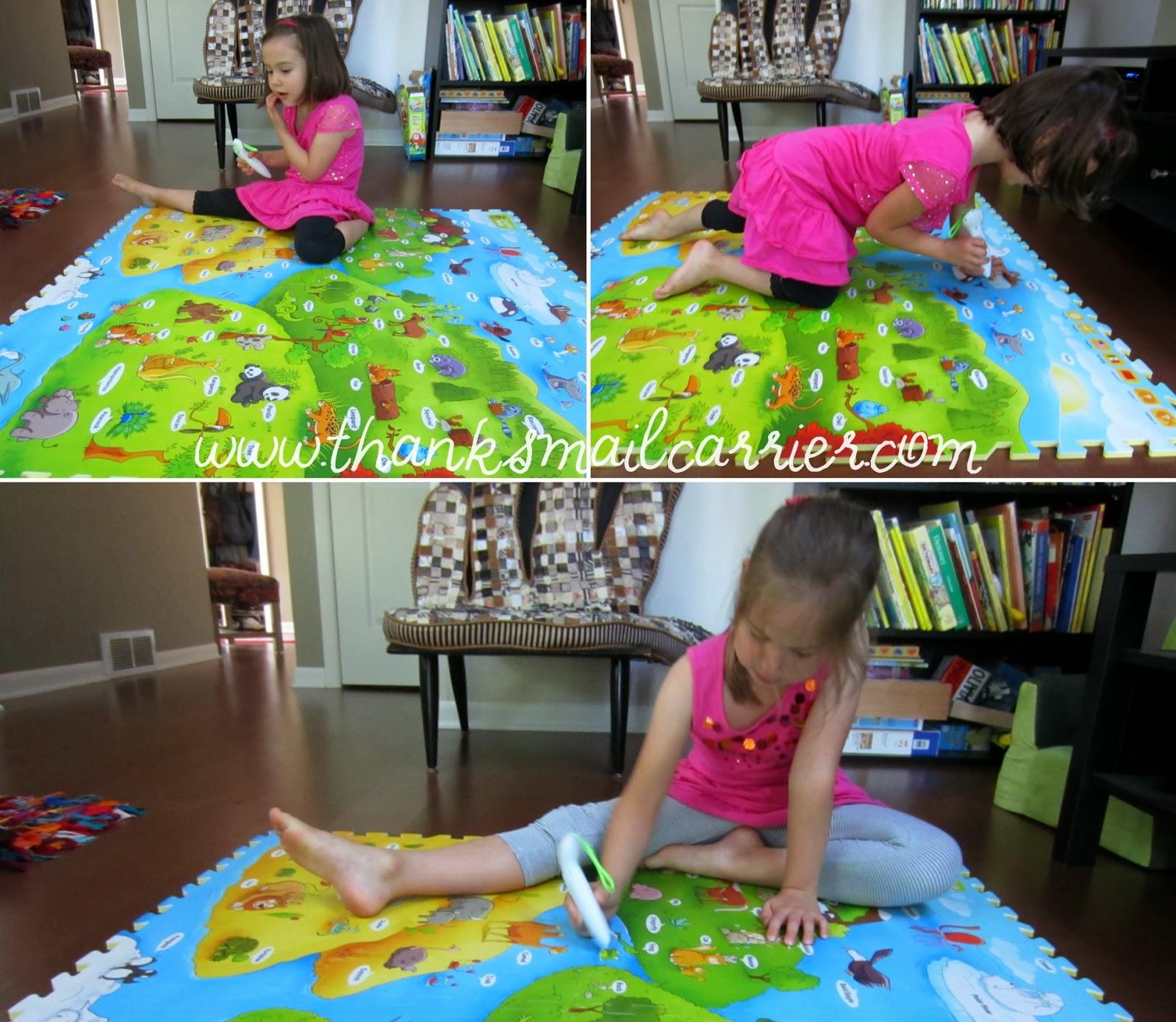 Creative Baby i-Mat kids
