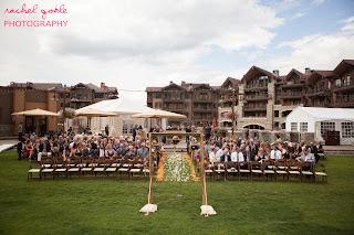 tahoe wedding ceremony