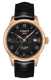 le locle jam tangan tissot