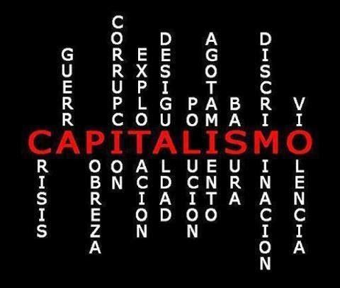 "anticapitalistas,capitalismo,empresas multinacionales,explotación,esclavitud,deuda,crisis,Qué esconde las Multinacionales? ,explotación infatil,¿Qué es el capitalismo?, el capitalismo es ... ,El capitalismo te roba y te hace esclavo del salario,,¿Qué es el capitalismo? el capitalismo es ...    http://liberarlasmentes.blogspot.com.es/2013/12/que-es-el-capitalismo-el-capitalismo-es.html ¿Qué es el capitalismo?,¿ Por que se produce el Desempleo?,Desempleo,paro,crisis,explotación,esclavitud,capitalismo,ONGs,cosumismo,explotación,medios de comunicación,documentales, Anticapitalismo,¿Qué es el capitalismo? El Capitalismo egoísmo brutal y antihumano, que somete a la humanidad aprovechándose del esfuerzo de sus trabajo de los demás para crear riquezas y privilegios para sus propios intereses, el capitalismo. El Capitalismo afirma la Libertad pero lo hace sacrificando la Igualdad. Defiende la libertad del@ opresor@ pero negando la libertad del@ oprimid@ ., ""Los trabajadores no entienden que la riqueza que ellos han creado se la han robado y se la siguen robando cada día. La totalidad del sistema capitalista descansa en un robo así. La totalidad del sistema de leyes y gobiernos sostiene y justifica este robo. Ese es el orden de cosas denominado capitalismo, y la ley y el gobierno existen para proteger ese orden de cosas. El Capitalismo roba el trabajo producido por el trabajador y te esclaviza por un salario."" escrito por el Anarquista Alexander Berkman"" Esclavos Asalariados y Esclavos Consumidores,Video ""consume idiota"" el capitalismo te roba y el salario de esclaviza,Hablamos de los medios de comunicación o mejor dicho los Medios de desinformación ,Las ONGs, el negocio del capitalismo.,La surconsommation (extracto de 6 minutos del documental Samsara) ,     ONG's el negocio de la ""solidaridad"": La fundación ADSIS como ejemplo  http://vimeo.com/7977097      ____  ¿Qué esconde las Multinacionales? ______  Amazon y su denigrante trato con los temporeros https://www.youtube.com/"
