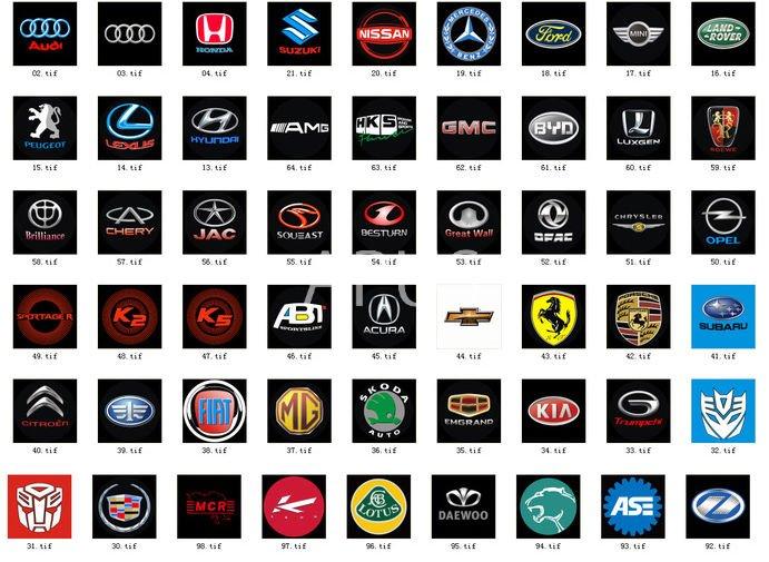 Car Company Logo