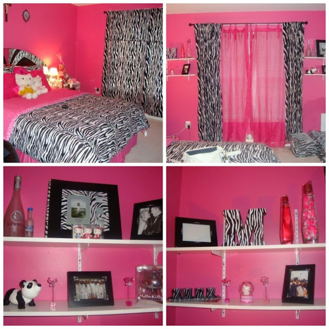 Zebra Bedroom Design