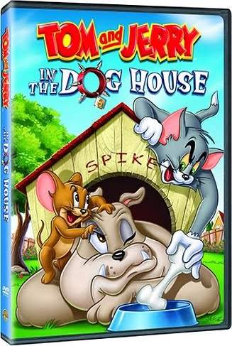 Tom and Jerry In the Dog House DVDRip 2012 Español Latino Descargar
