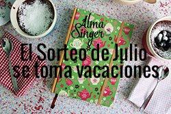 El Sorteo de Julio se toma vacaciones. Vuelve en Agosto con todo ;)