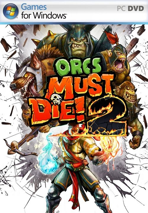 Orcs Must Die! 2 (BlackBox) PC Full