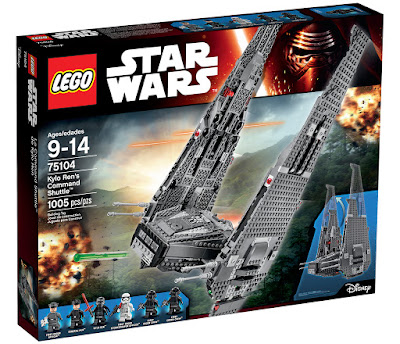 Star Wars: The Force Awakens LEGO Set
