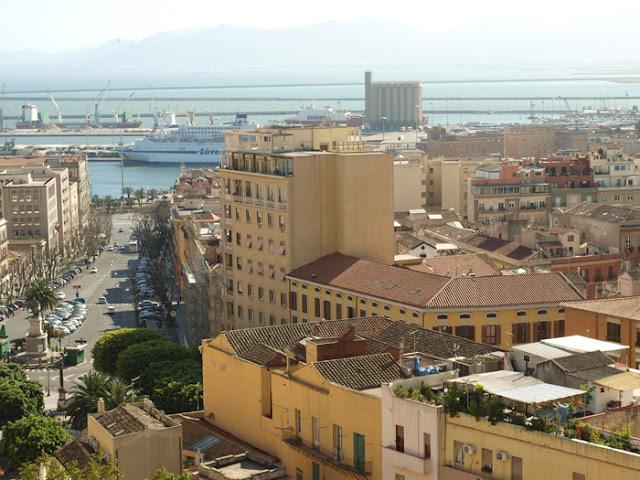 Przewodnik po Cagliari