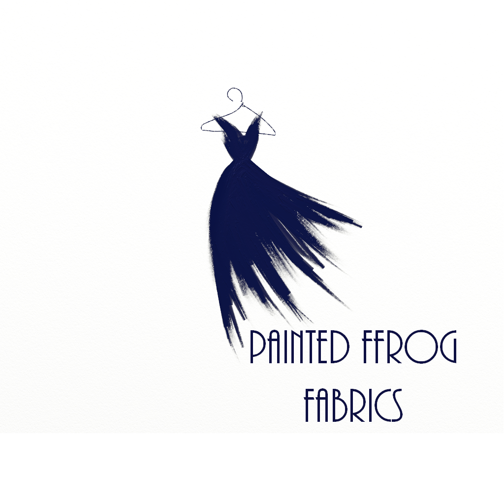 Painted Ffrog Fabrics by Inspired Me Studio
