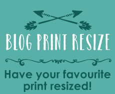 BLOG PRINT RESIZING!