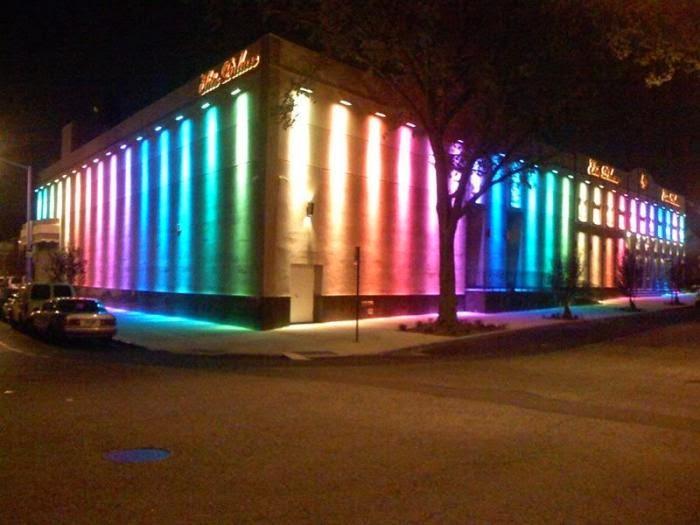 Tageslicht iluminaci n led ba adores de muro y pared led - Iluminacion con leds ...
