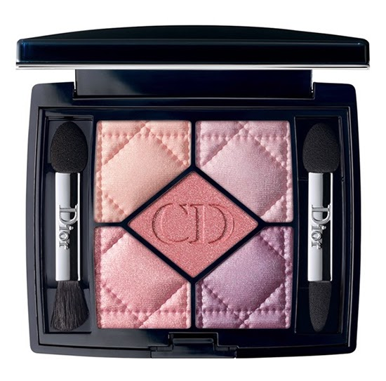 Dior '5 Couleurs' Eyeshadow Palette for Fall 2014 - Tutu (846)