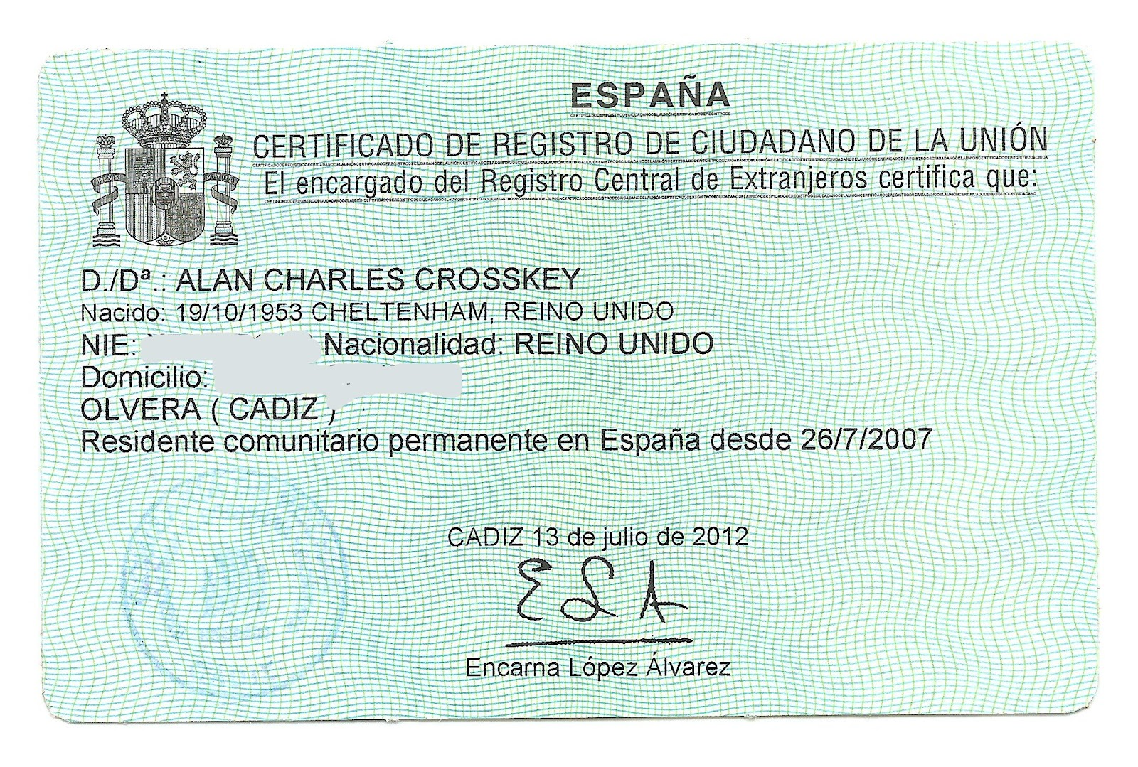 Credit Card Renewal Letter Format