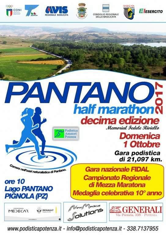10a Half Marathon Pantano