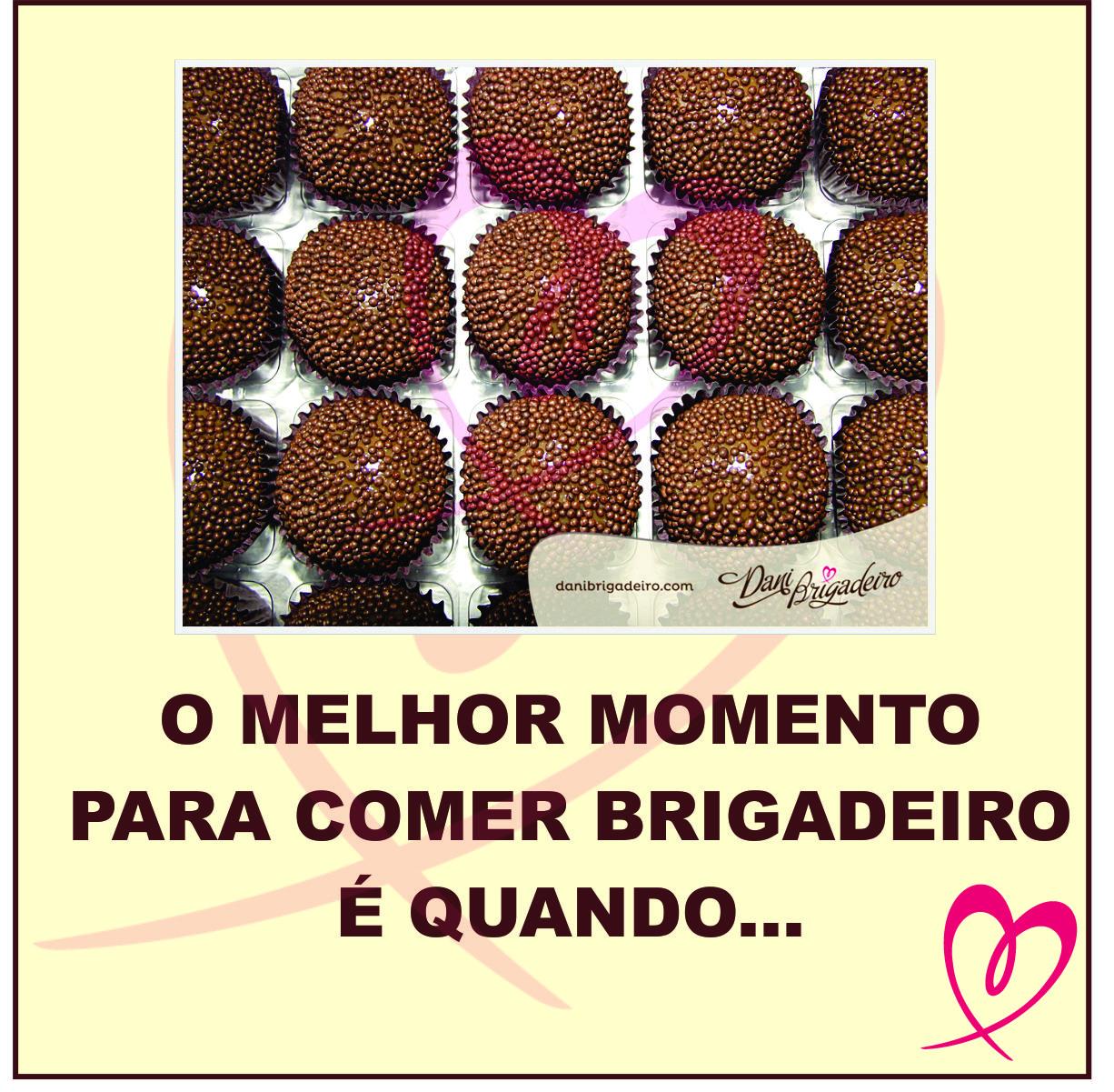 Dani Brigadeiro Frases Do Sorteio