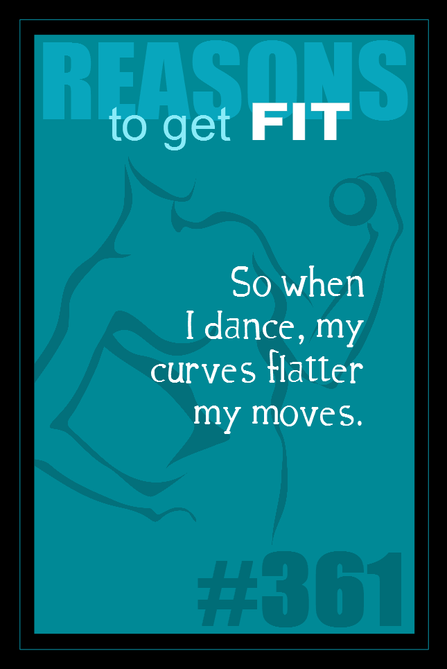 365 Reasons to Get Fit #361