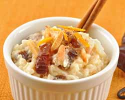 Weight Loss Recipes : Orange Scented Rice