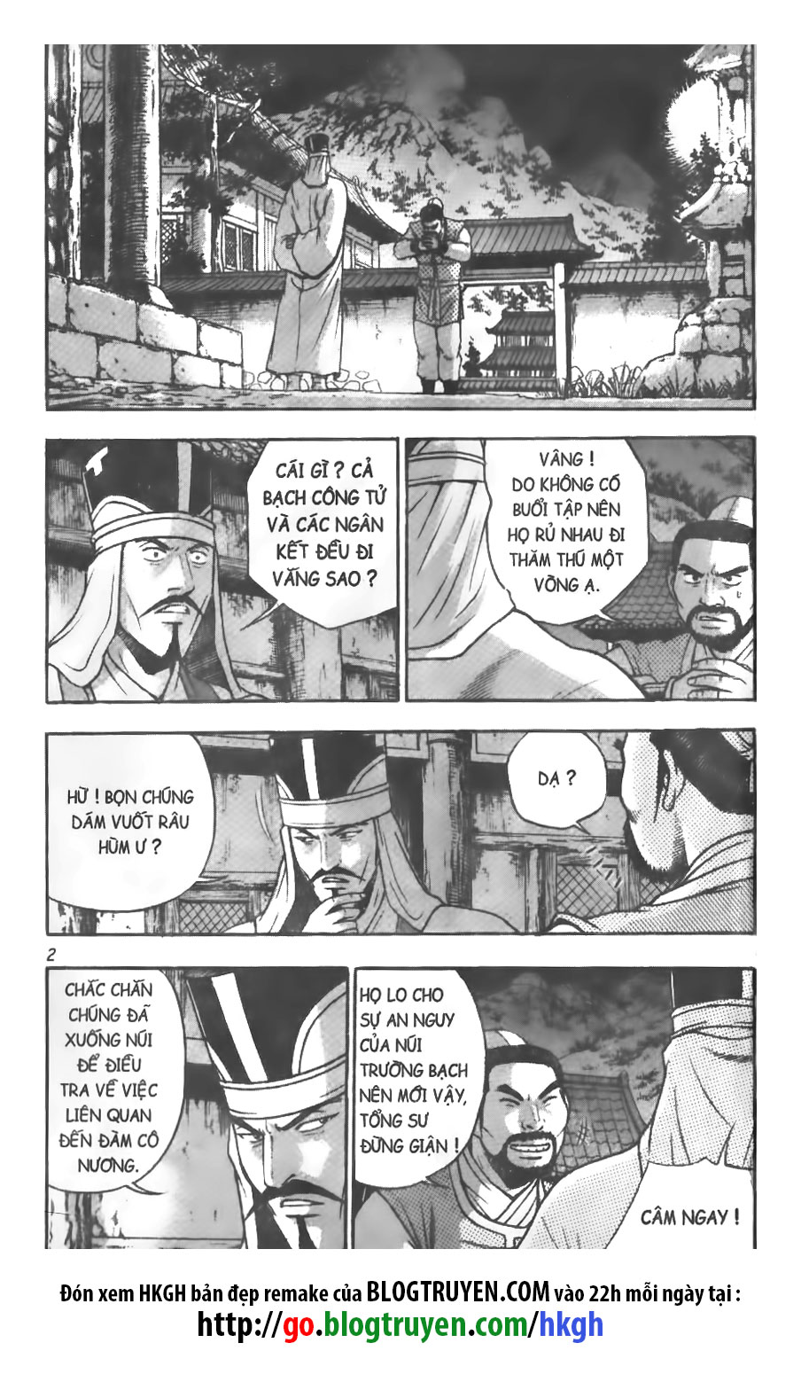 Hiệp Khách Giang Hồ chap 279 Trang 3 - Mangak.info