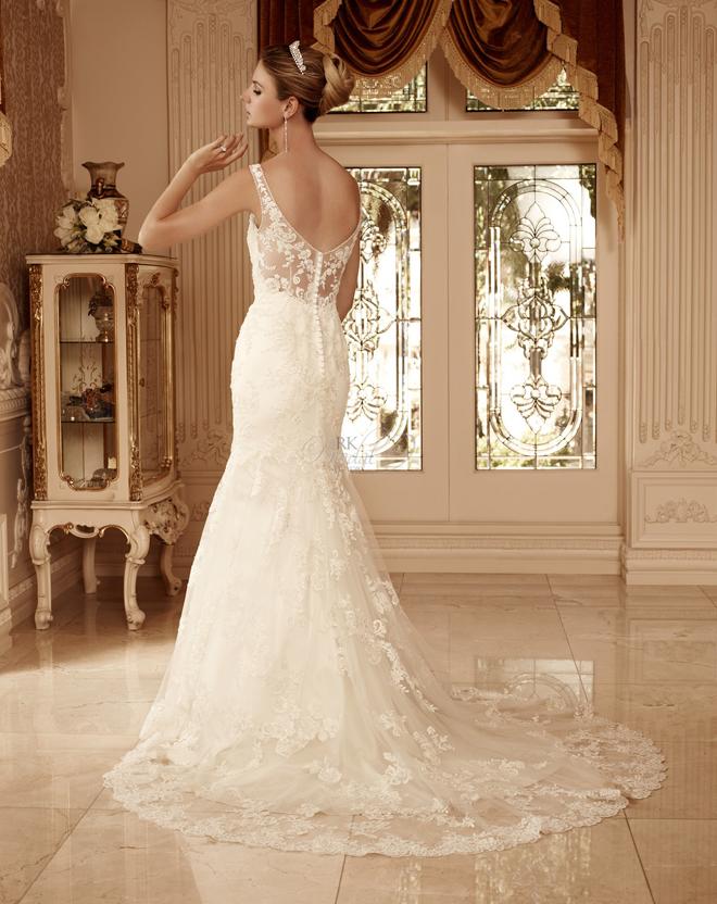 casablanca bridal spring 2013 my dress of the week