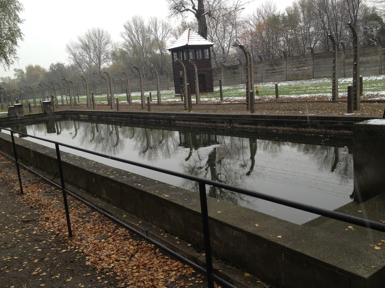 A Contrarian World My Pilgrimage To Auschwitz And The Tragic 39 Uniqueness 39 Of The Holocaust