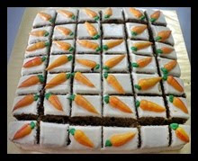 Class/Order~Carrot cake