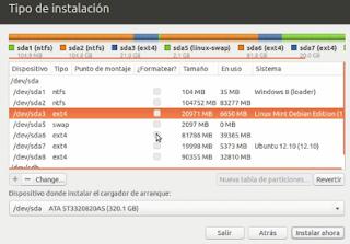 Tuto: Cómo instalar Ubuntu 13.04 paso a paso junto a Windows 8, instalar ubuntu 13.04, tutorial en español ubuntu 13.04