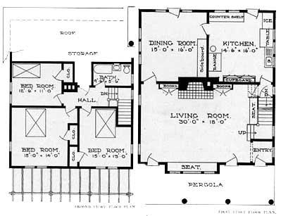 Eco Friendly House New Farmhouse Plans