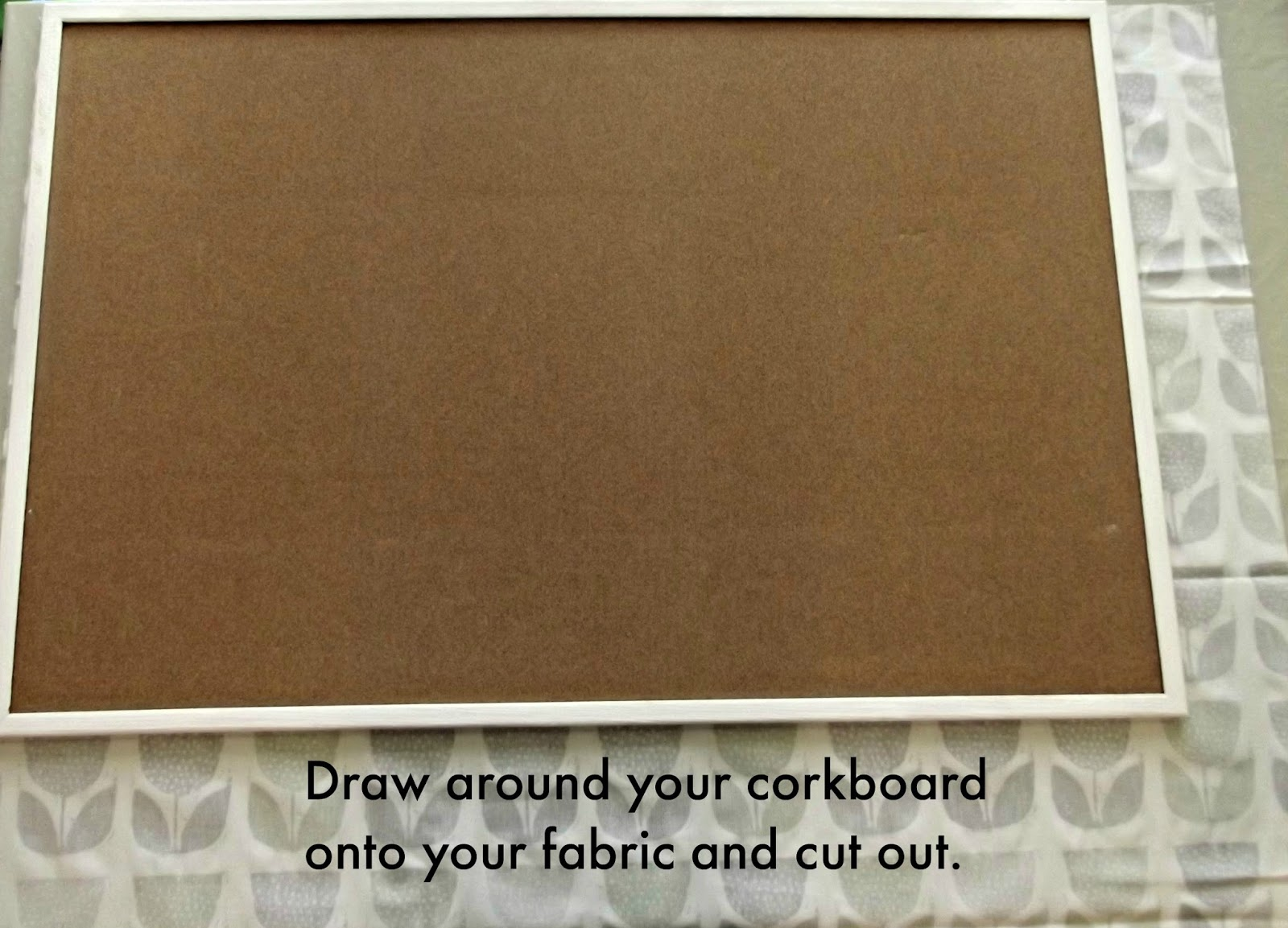 Can You Paint Cork Board With Emulsion