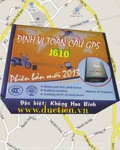 ĐỊNH VỊ TOÀN CẦU GPS J610