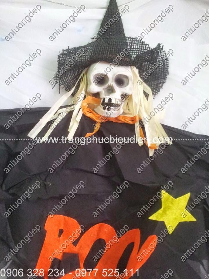 bán đồ trang trí halloween