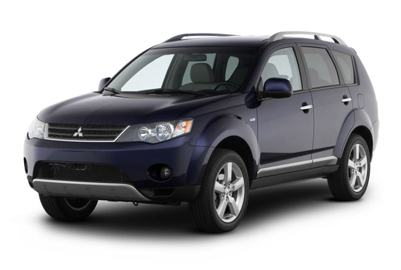 Our new upcoming Mitsubishi Outlander cars photo collection uploaded