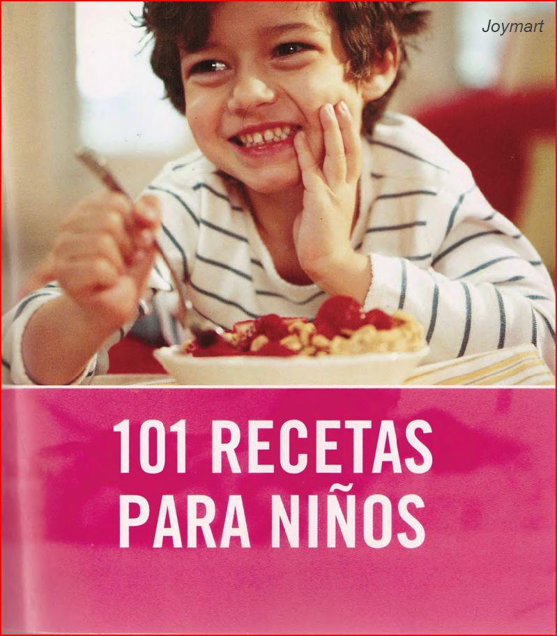 Libros de cocina 101 recetas para ni os for Libro cocina para ninos