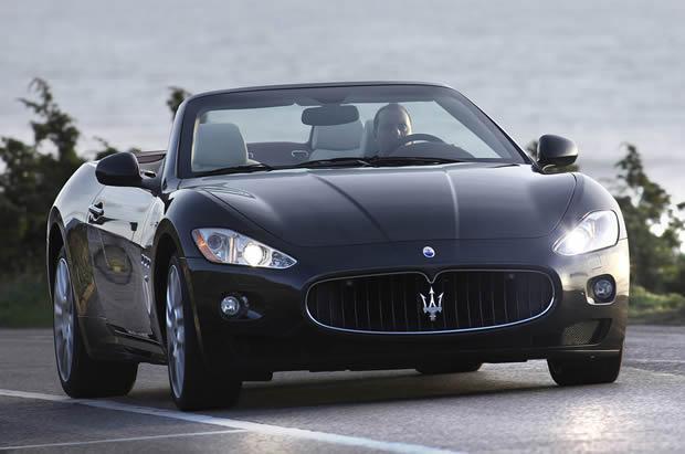 Maserati Grancabrio 2011. Maserati Grancabrio