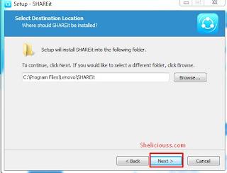 Cara Share File Dari Desktop ke Handphone Dengan Mudah Menggunakan Aplikasi ShareIt