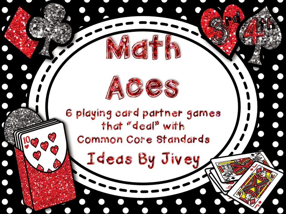 Math Aces with Ideas by Jivey