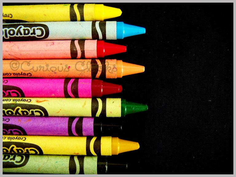 Yuk bermain gradasi warna mencoba memadukan warna