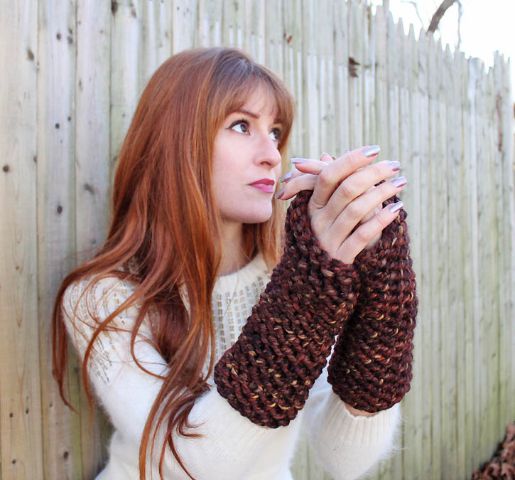 Gina Michele: Knitting Projects You Can Make With 1 Ball Of Yarn
