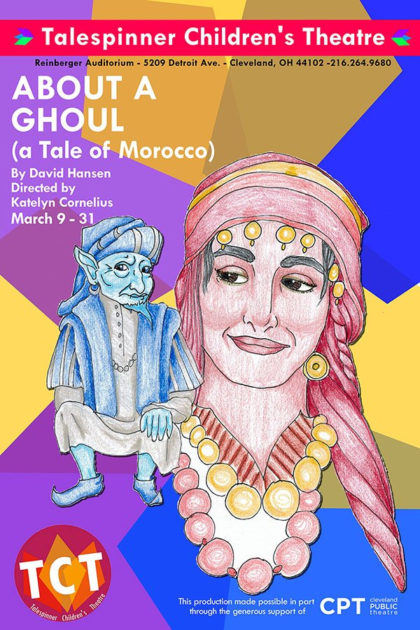 World Premiere! ABOUT A GHOUL Opens March 9